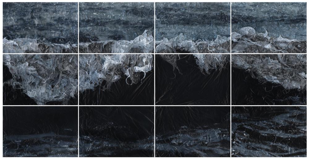 Deb Todd Wheeler, 'Rising Tide', 2011, Archival ink jet print, 37x73 in.