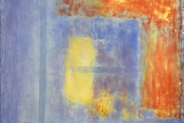 John Tracey, 'The Odyssey', Encaustic on panel