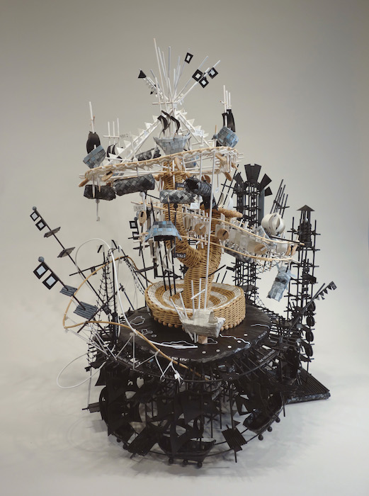 Nathalie Miebach, The Singing Sailors of Sable Island