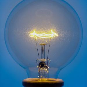 Amanda Means, Light Bulb 1, 2019